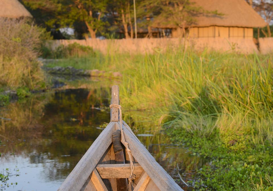 Okavango Camp Boat Safari