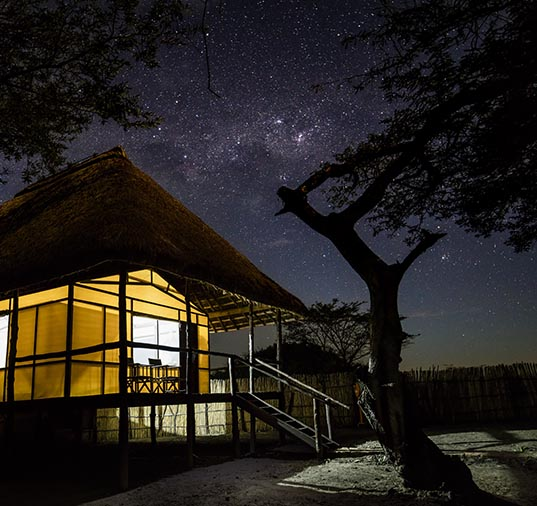 Little Okavango Camp