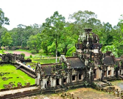 Baphuon, Angkor Thom - Siem Reap, Cambodia