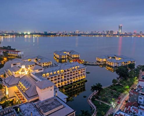 West Lake - Hanoi, Vietnam
