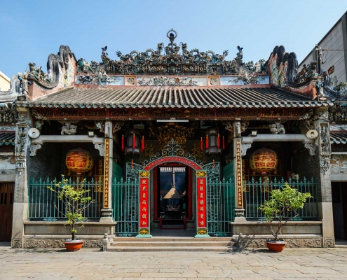 Chua Ba Thien Hau Temple - Ho Chi Minh City, Vietnam