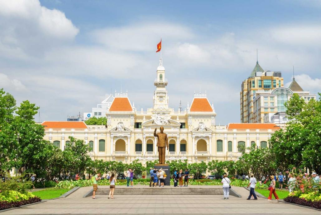City Hall - Ho Chi Minh City, Vietnam