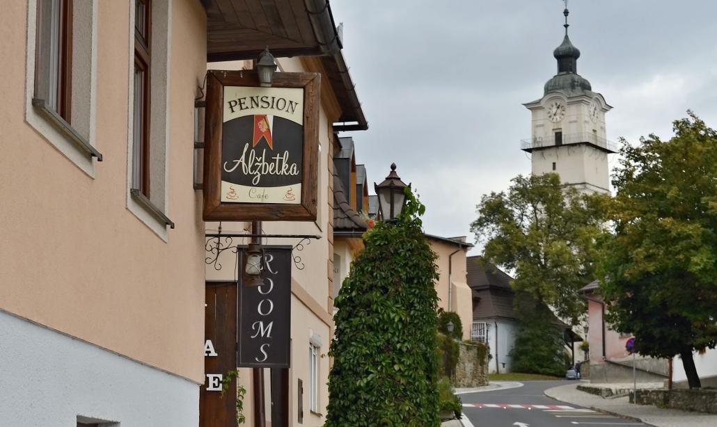 Alžbetka, Slovakia