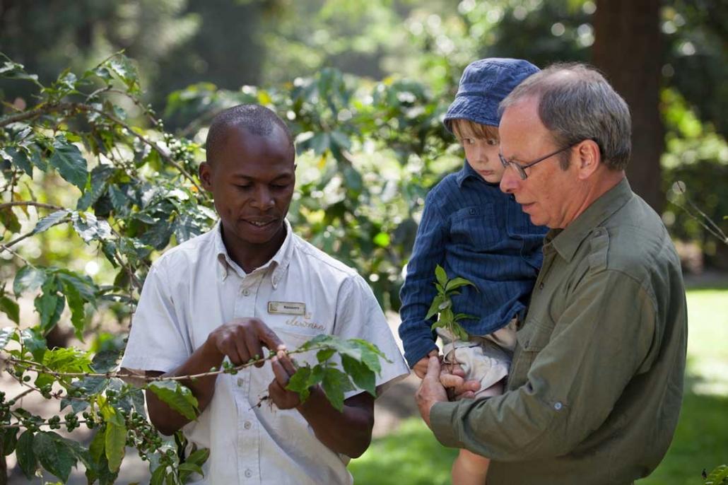 ©Elewana Arusha Coffee Lodge - Coffee Tour (c)Silverless