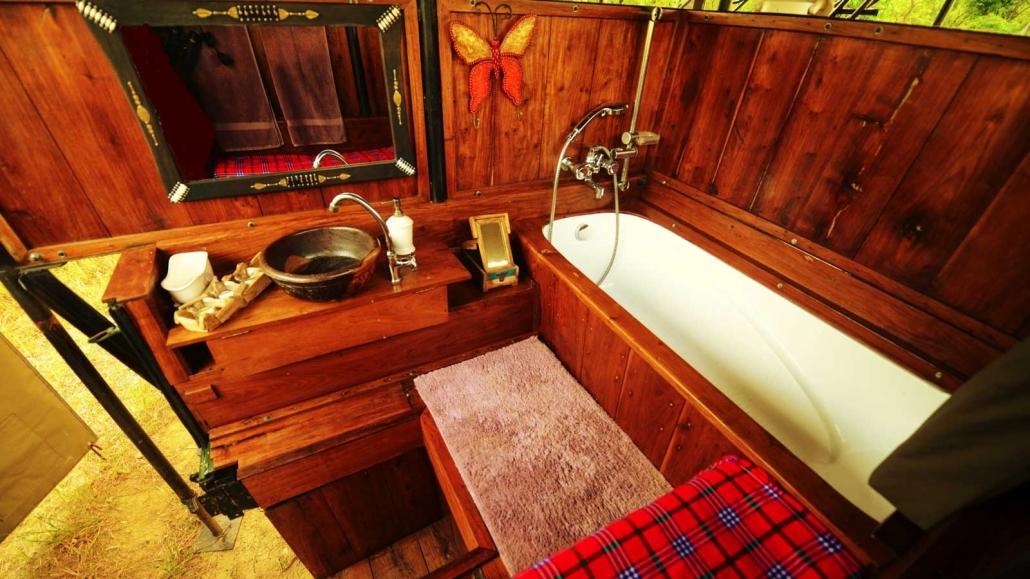 Bush Rover Bath