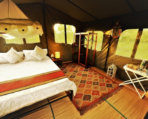 Bush Rover Bedroom