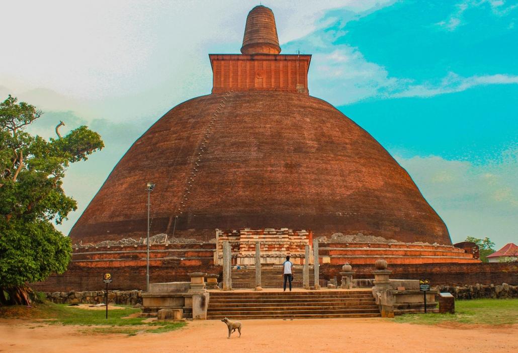 Anuradhapura Jethawanarama