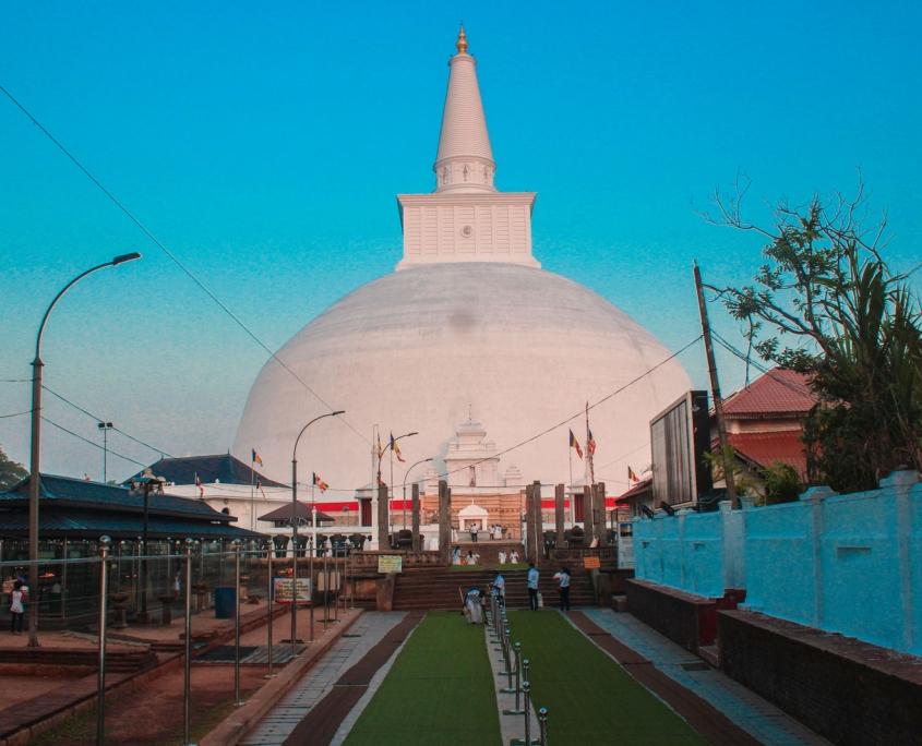 Anuradhapura Ruwanweliseya