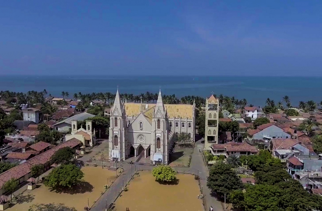Negombo Church